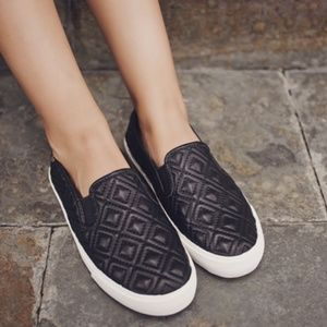 Bnib Tory Burch Jesse Quilted Sneakers